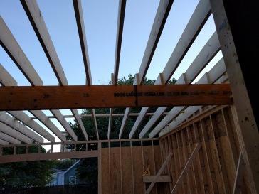 Roof frame