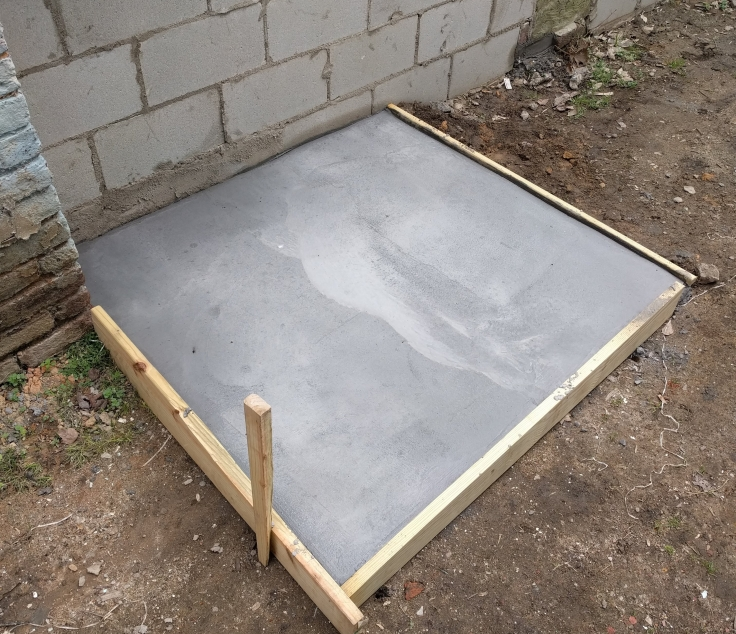 Pad for air conditioning unit