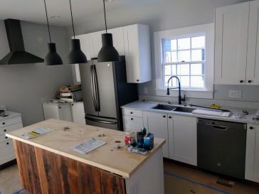 Installed appliances