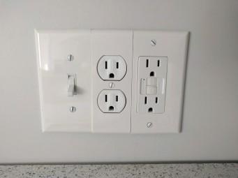 Dishwasher switch