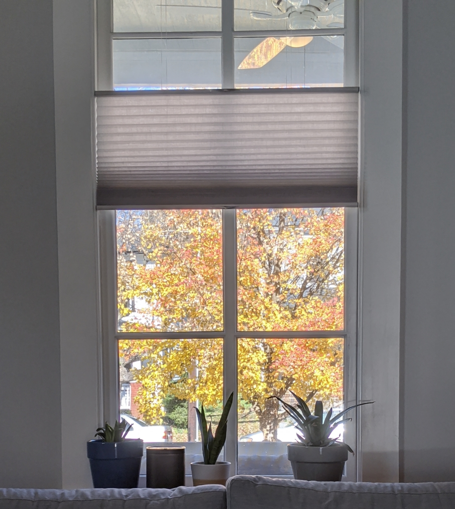 Luxe Linen Grand Cell Honeycomb Shades