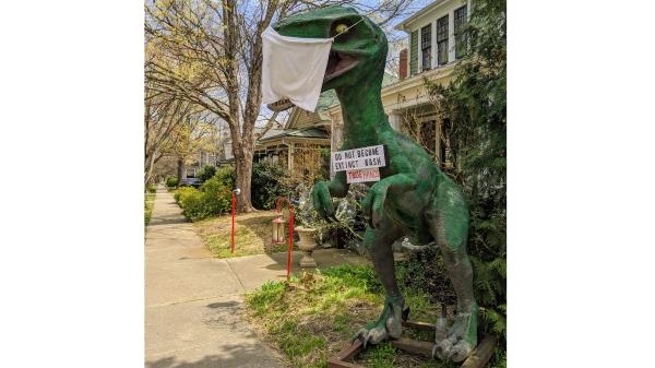 Do not become extinct