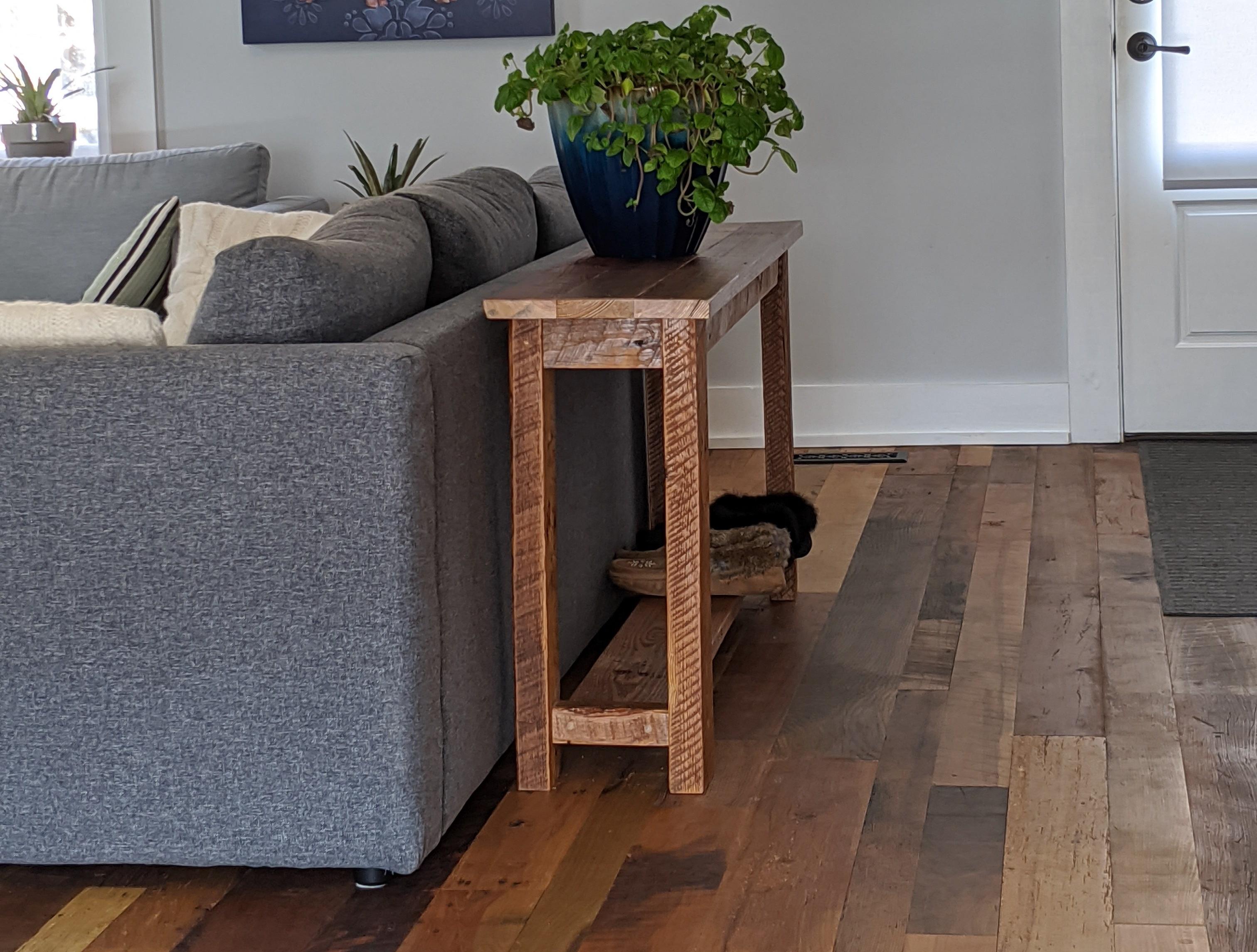 Luxury wood floors