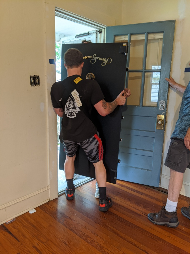 Moving the Door