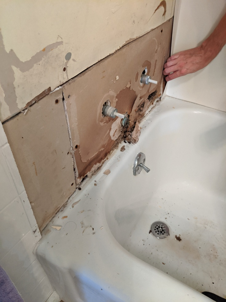 Bathtub Surround Replacement