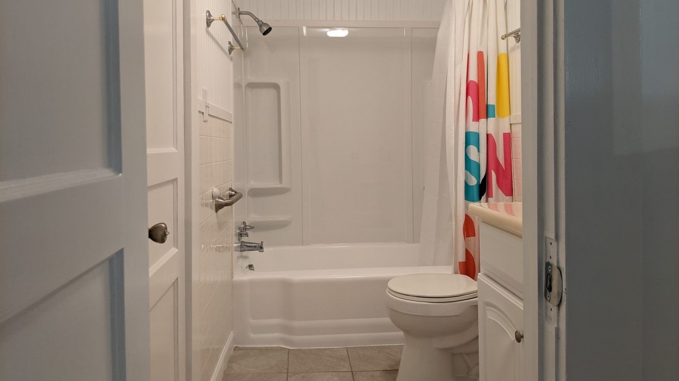 Mulberry House Bathroom Reveal