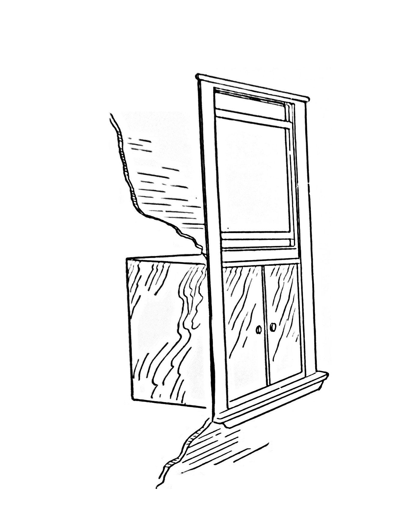 Winter refrigerator
