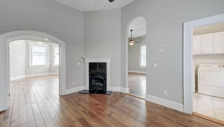 Chestnut House Interior
