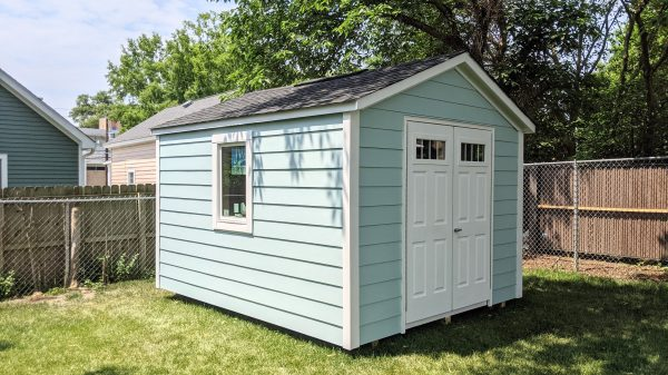 Downtown Luxury Shed