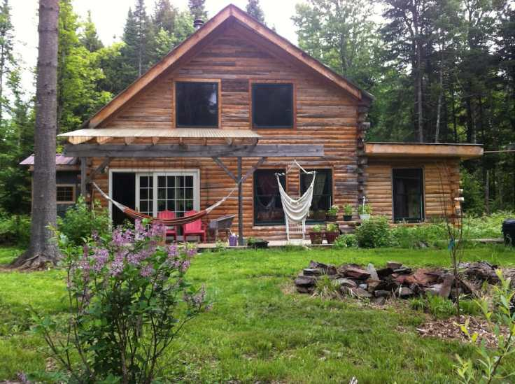 Magical Karma Cabin in the Woods