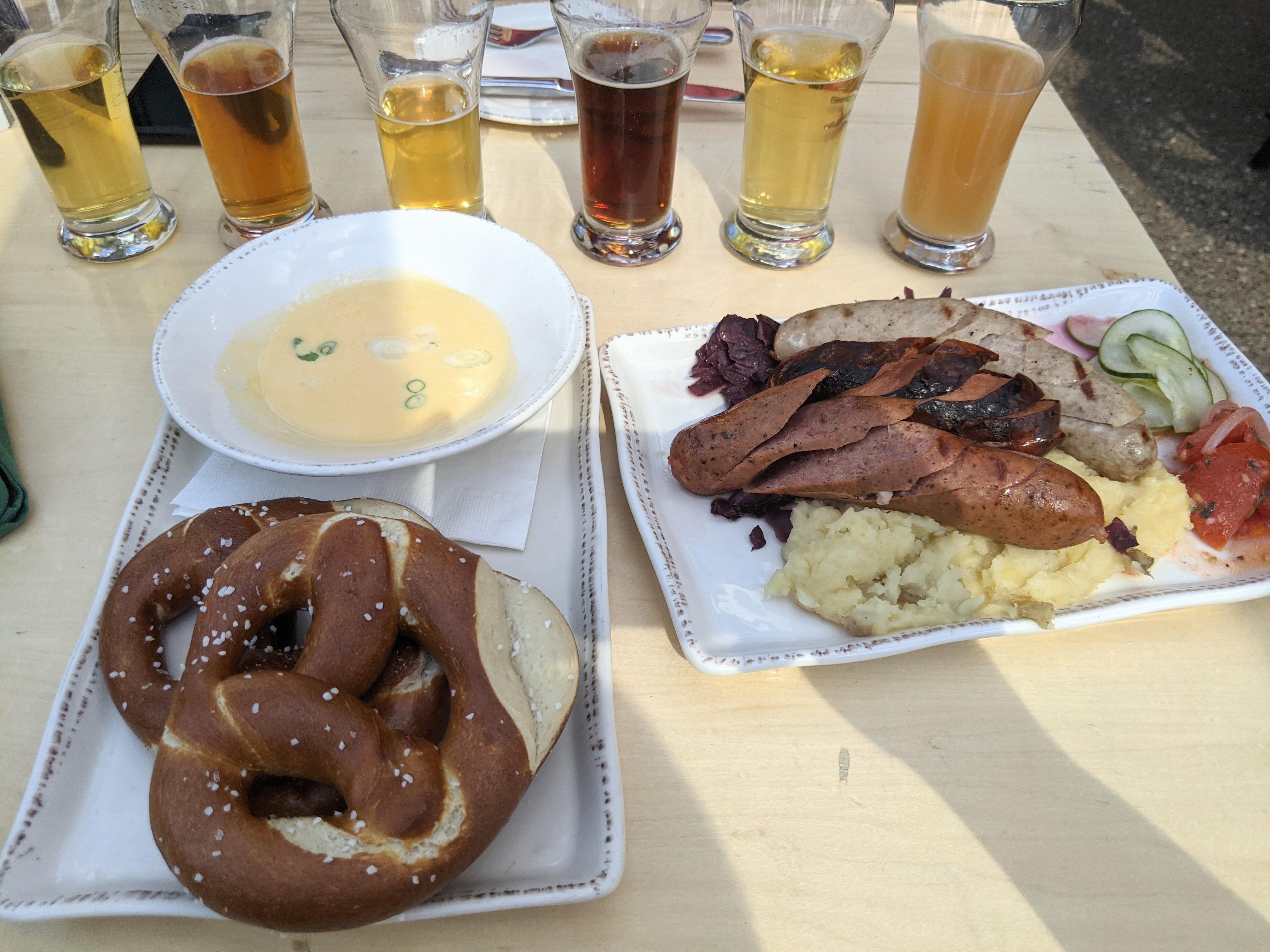 von Trapp Brewery and Bierhall